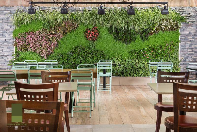 eduardo barak jardines verticales en argentina buenos aires