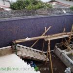 Jardines verticales en Guatemala