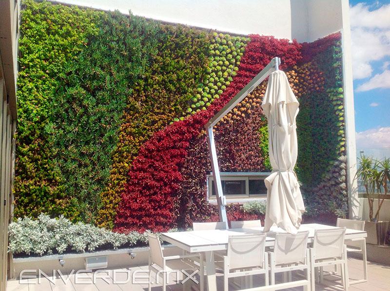 Jardines verticales de interior presentamos nuestro nuevo - Jardines verticales interior ...