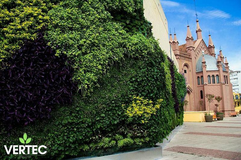 Vicky parra vertec jardines verticales en buenos aires for Jardines verticales buenos aires