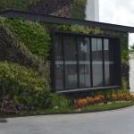 Jardines verticales en Mexico DF, Arturo Orozco