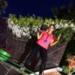 Natalia Murillo, jardines verticales en Santa Cruz de la Sierra, Bolivia