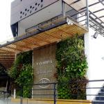 Jardines verticales en Cuenca, Ecuador - Juan Daniel Jaramillo, Habitat