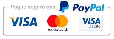 pague seguro con Paypal