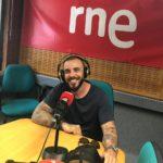 Ignacio Solano en entrevista en Radio Nacional de España (RTVE)