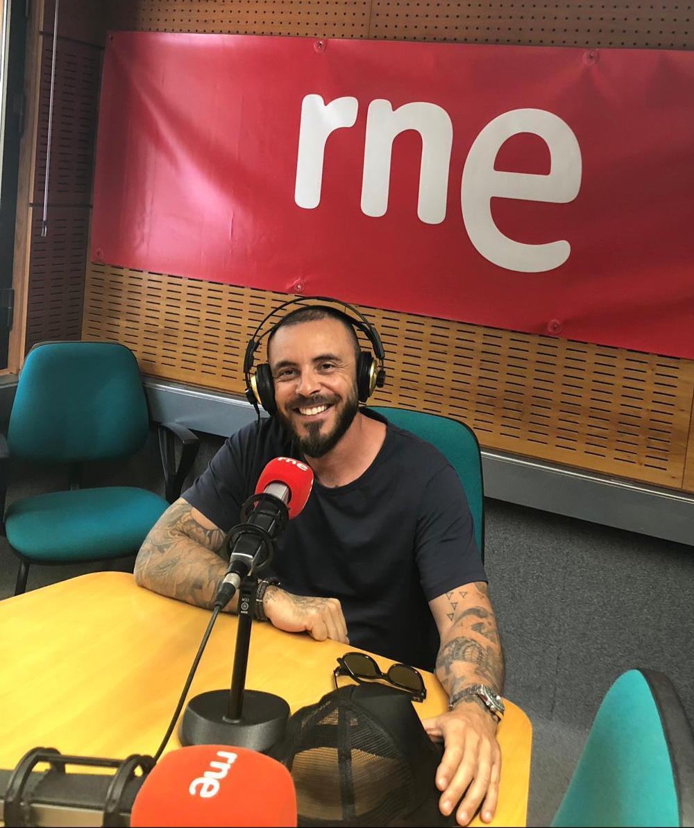 jardines verticales en ciudadano garcia, entrevista ignacio solano en radio nacional de españa
