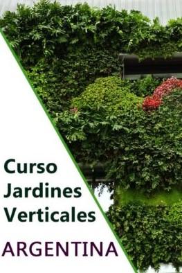 Curso profesional de jardinería vertical en Chile. Formación con el mejor sistema constructivo del mercado.
