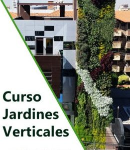 Curso profesional de jardinería vertical en Bolivia. Formación con el mejor sistema constructivo del mercado.