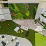 jardín vertical Marvá Alicante